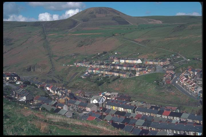 Rhondda Valley Spain Rhondda Valley